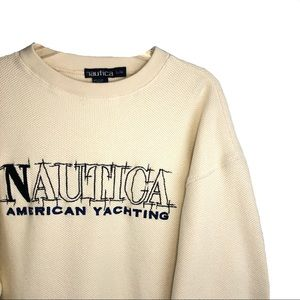 VTG Nautica American Yachting Long Sleeve Shirt